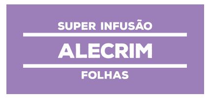 Super Infusão Alecrim