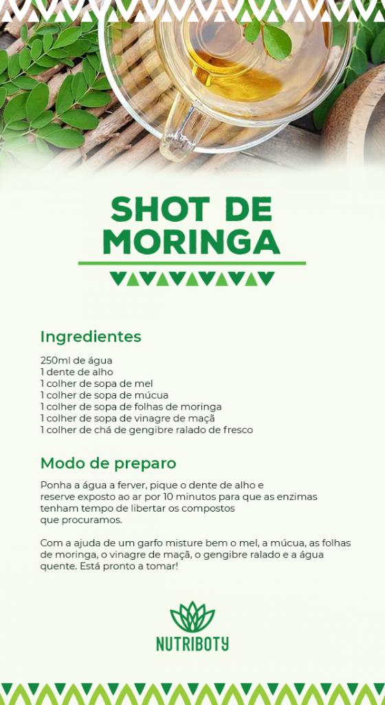 shot boost imunológico de moringa nutriboty
