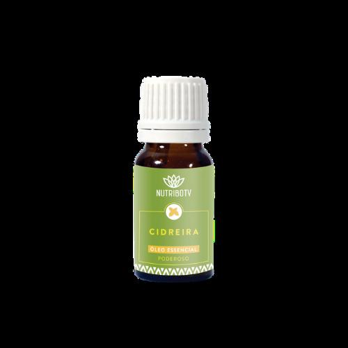 óleos essenciais cidreira